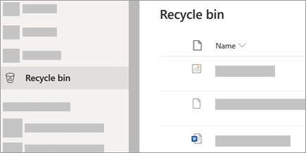 recuperar archivos online gratis con Onedrive